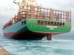 İran, el koyduğu Mearsk Tigris gemisi için tazminat istiyor