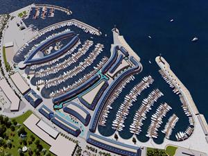 Tuzla Viaport Marina demir atmaya hazırlanıyor