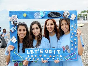 22 ülkede 1 milyon kişi Akdeniz'i temizleyecek