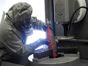 Kimyasal atıkların Almanya'daki imhası tamamlandı