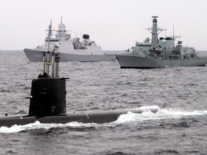 Kuzey Denizi'nde NATO'nun Dynamic Mongoose 2015 adlı tatbikatı başladı