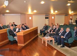 IMEAK DTO, Mayıs ayın Meclis toplantısında Deniz Haber Ajansı'na teşekkür