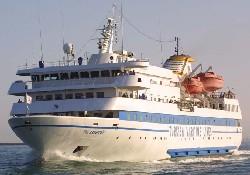 Karadeniz gemisi Yunanlılara satıldı