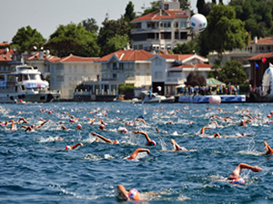 Boğaziçi'nde bu yıl 1800'ü aşkın Türk ve yabancı yüzücü kulaç atacak