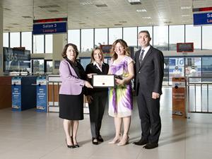 KAGİDER'den İDO'ya Fırsat Eşitliği Ödülü