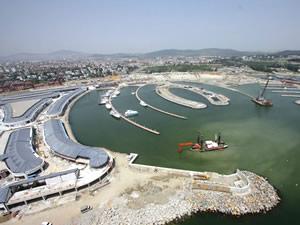 Viaport Marina'da 'Yunus eğlence parkı' projesi yer almıyor
