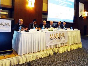12. Marine Money Istanbul Ship Finance Forum yapıldı