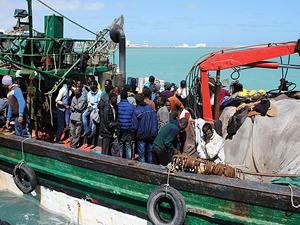 Arakanlı müslümanlar için Türkiye'den Uluslararası Denizcilik Örgütü'ne 1 milyon dolar