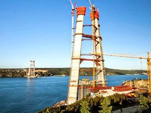 3. Boğaz köprü inşaatında büyük şok