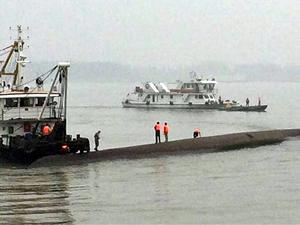 Çin'de feribot faciası: 446 yolcu kayıp