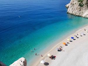Patara Akdeniz'in en güzel plajları arasında