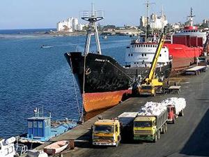 KKTC'de STK ve Magusalılar liman için ayakta