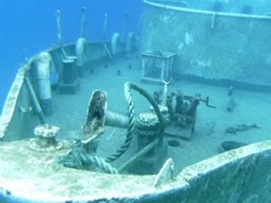 İskenderun Körfezi'nde 30 yıllık batık gemi su yüzüne çıkarılacak