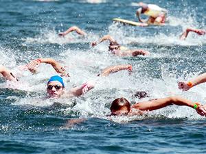 4. TYF-DTO İzmir Açık Su Türkiye Yüzme Şampiyonası Foça'da yapılacak