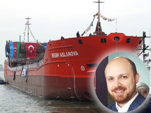 Bilal Erdoğan, M/T BEGIM ASLANOVA isimli nehir tankerini Malta'da kurduğu şirkete devretti