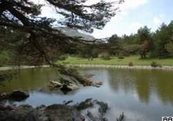 Büyülü görüntü: 'Limni Gölü'