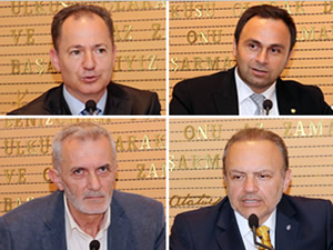İMEAK Deniz Ticaret Odası, Haziran Ayı Olağan Meclis toplantısı yapıldı