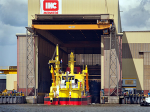 IHC Merwede'de bin 500 tersane işçisinin işine son verilecek