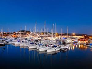 Çeşme Marina'da doluluk oranı yüzde 110'a yükseldi