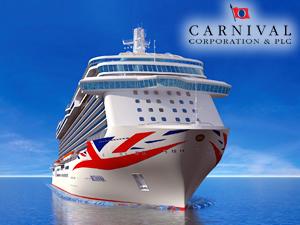 Carnival Group, 6 bin 600 yolcu kapasiteli 4 adet kruvaziyer gemi siparişi verdi