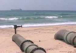 İsrail denize duvar örüyor