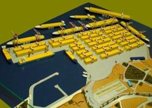 Asyaport Limanı seneye hizmete girecek