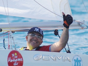 Engelli sporcular Alanya'da hayata yelken açıyor