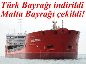 Bilal Erdoğan'ın yeni gemisi M/T POET QABIL, Malta'da kurulan şirkete devredildi