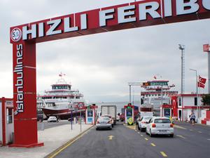 İstanbullines feribotlarıyla Kurban Bayramı yolculuğu sorunsuz geçecek