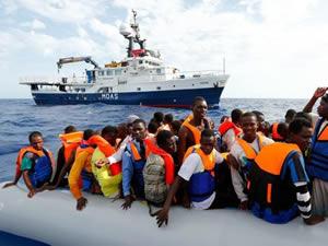 Avrupa'ya mülteci akını yavaşlamazsa Türkiye'ye vize kolaylığı yok
