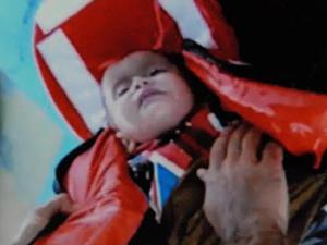 Kuşadasın'daki tekne faciasında, Muhammed Hasan bebek, mucizenin adı oldu!