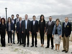 Nazmi Çeşmeci, denizcilik sektörünün Türkiye'de layık olduğu yerde değil