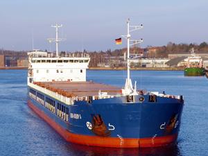 Samsun Limanı'nda Rusya bayraklı bir gemi daha tutuklandı