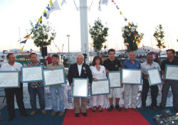 Bodrum'da Yelken Kardeşliği