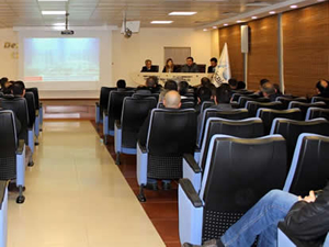 Yüzer ve kuru havuz faaliyetleri toplantısı GİSBİR'de yapıldı