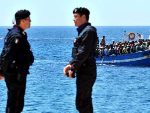 AB sınır ajansı Frontex, Ege Denizi'ndeki birimlere takviye yaptı