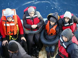 Türkiye, Almanya ve Yunanistan mülteci krizi için bir araya gelecekler!
