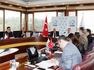GİSBİR 3. Teşvik ve AR-GE Komisyonu toplantısı gerçekleştirildi