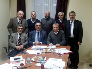 DEFAV'da yeni yönetim kurulu belirlendi
