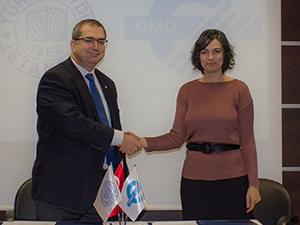 Türk Loydu ile GMO arasında protokol imzalandı