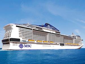 Hem ucuz, hem de konforlu tatilin yolu kruvaziyer gemileri