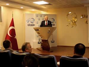İŞKUR, GİSBİR'de Mesleki Yeterlilik ile ilgili mevzuatı anlattı