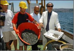 İzmir Körfezi kontrol altında
