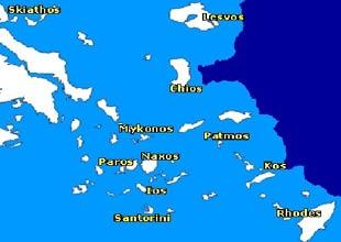 """Ege adalarına Yunan bayrağı çekildi mi?"""