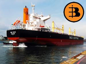 İnce Denizcilik, M/V INCE TOKYO isimli kuruyük gemisini teslim aldı