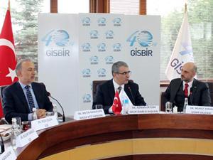 Gelir İdaresi Başkanı Adnan Ertürk, Gemi İnşa Sanayicileriyle Tuzla'da biraraya geldi