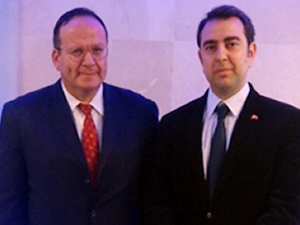 Emre Dinçer, NATO Okyanus Taşımacılığı Grubu Başkan Yardımcılığı'na seçildi
