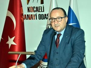 KSO Başkanı Ayhan Zeytinoğlu: Derince'de dolgu olmazsa olmaz