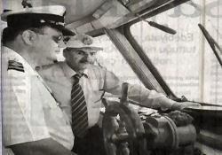 Tatvan'da Liman Başkanlığı