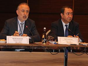 İMEAK DTO Müşterek Meslek Komiteleri Meclis Toplantısı'nda sorunlar tartışıldı